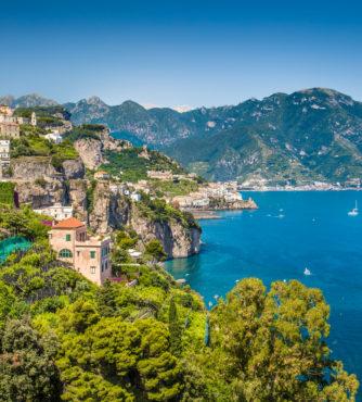Capri Itália Costa Amalfitana