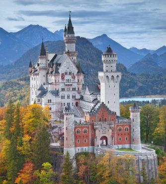 Neuschwanstein Alemanha