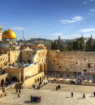 Israel Jerusalem Peregrinação
