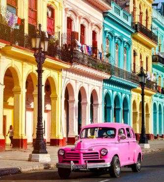 Havana em Cuba
