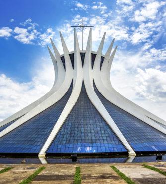 Catedral Metropolitana de Brasília Nossa Senhora Aparecida
