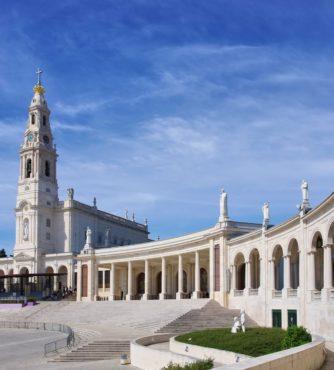 Santuário de Fatima Portugal