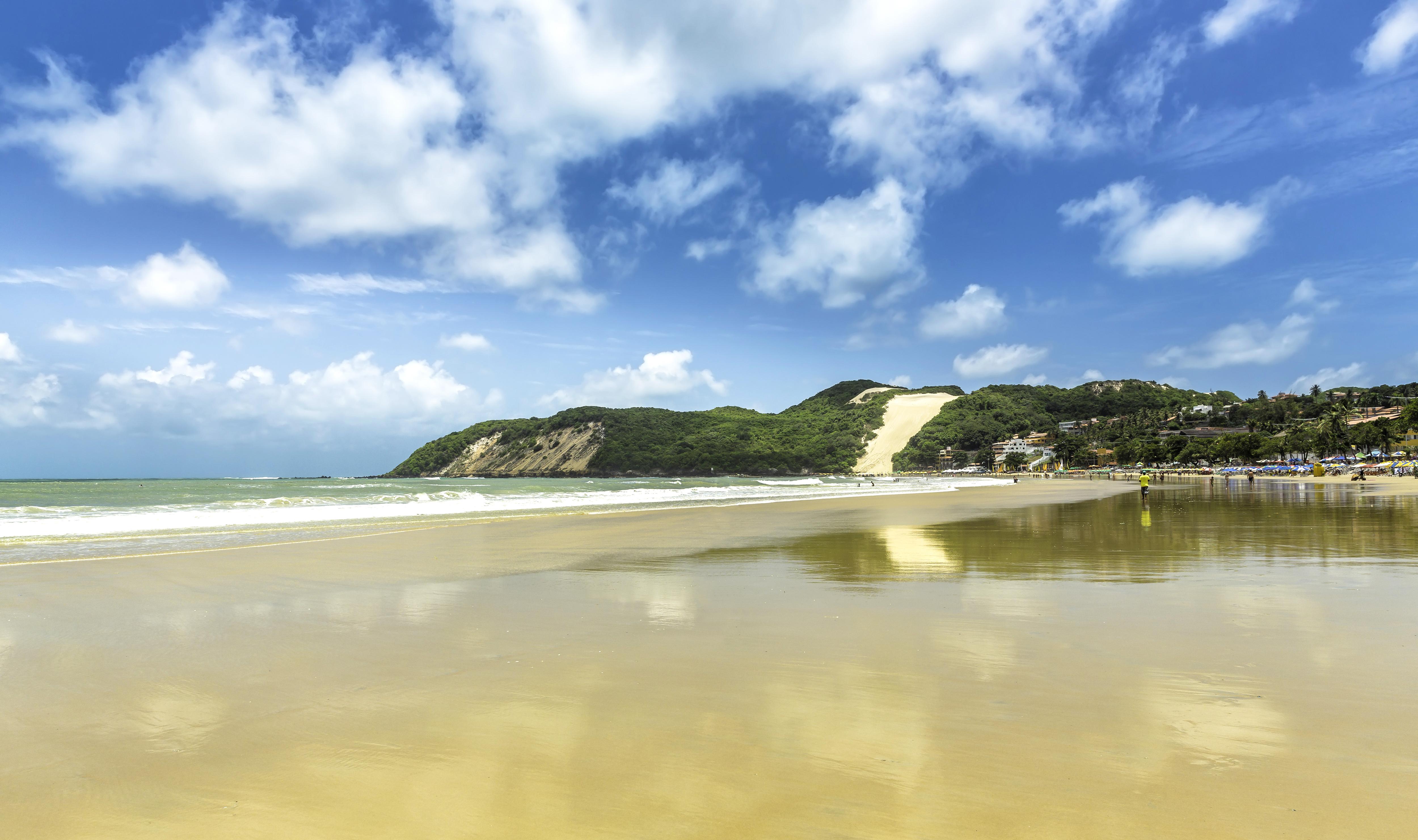 Praia de Ponta Negra Rio Grande do Norte Natal