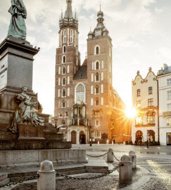 Viagem Peregrinação Cracóvia