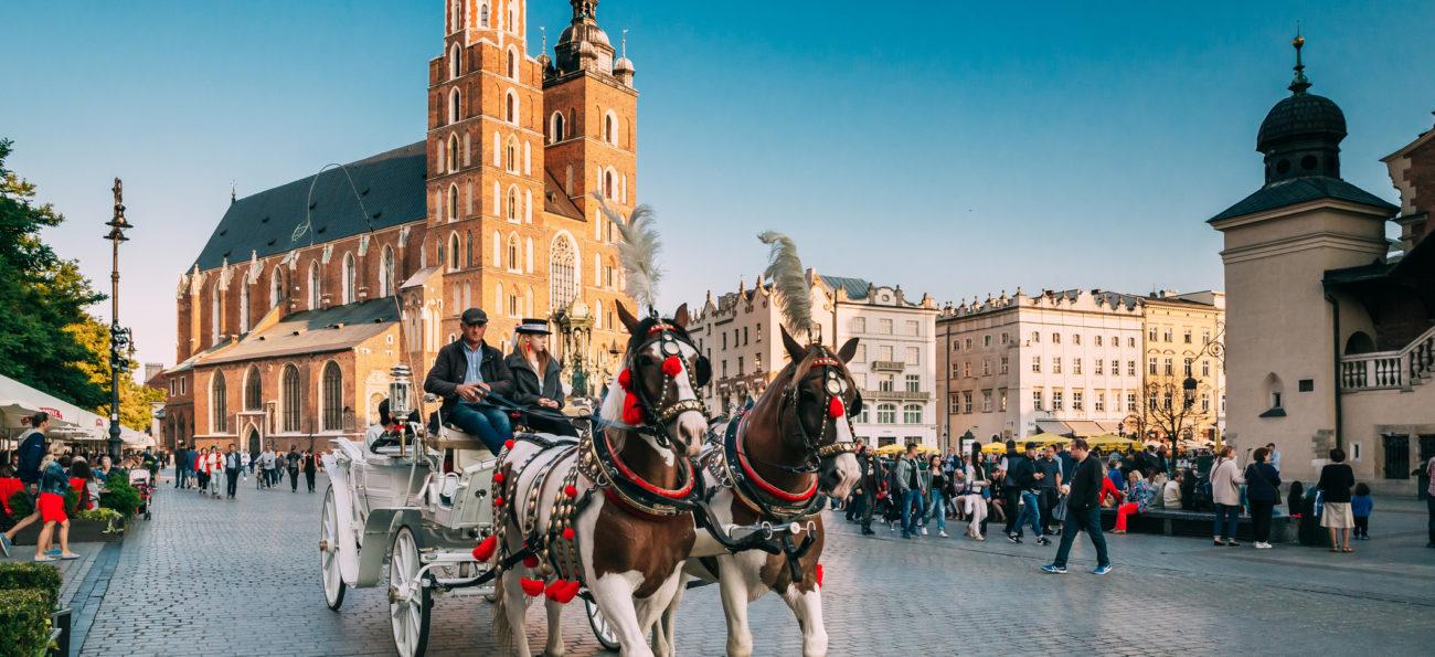 Peregrinação Leste Europeu Polônia Cracóvia