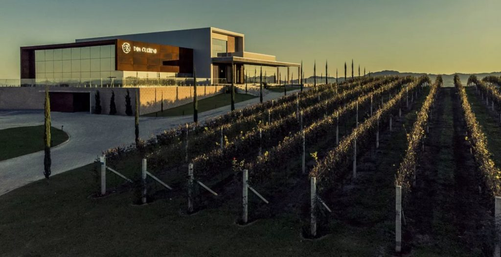 vinícolas na Serra Gaúcha Don Guerino