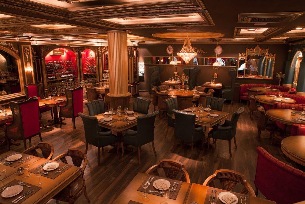 restaurantes temáticos da Serra Gaúcha - george III