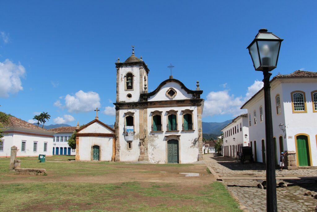 Igreja Paraty